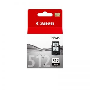Canon 512 High Yield Black Original Ink Cartridge – PG-512
