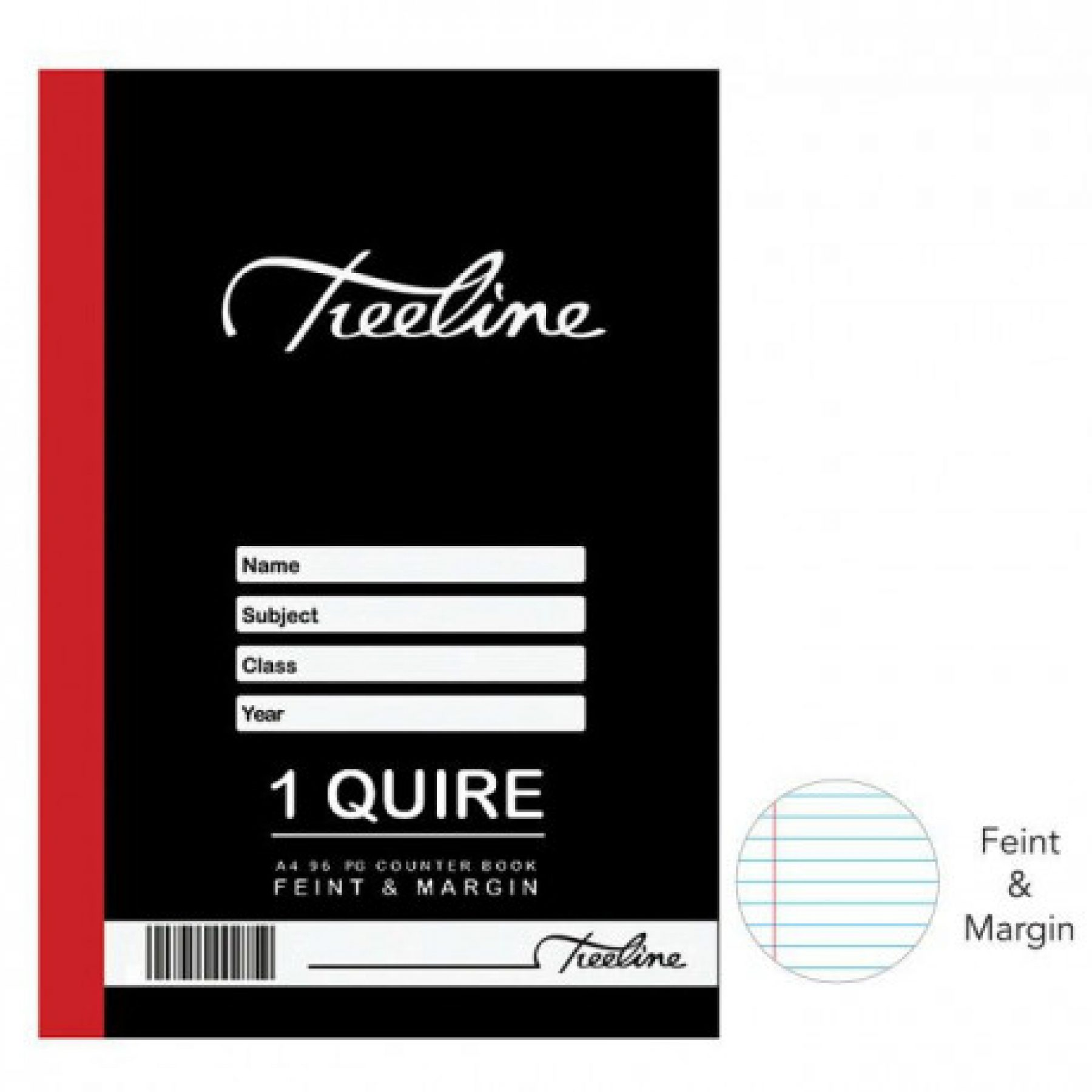 treeline-a4-counter-book-1-quire-feint-and-margin-96-Page